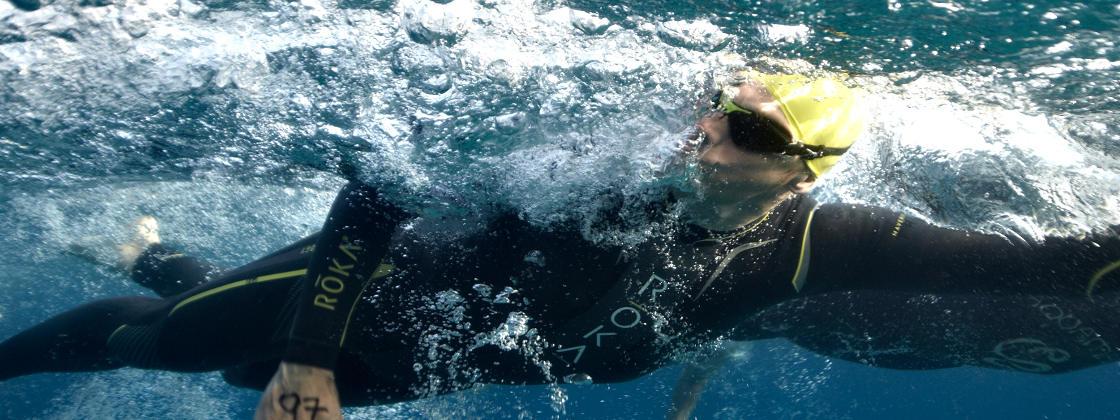 Lake Tahoe Swim Photo